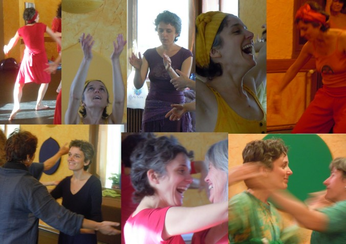 photos danse couleurs