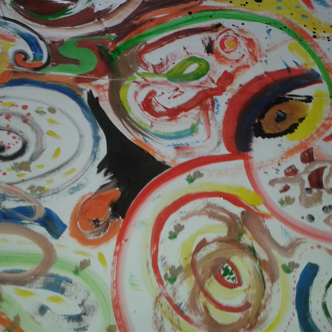Biodanza et expression par la peinture