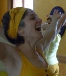 rire jaune