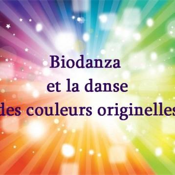 Biodanza et les danses des couleurs originelles