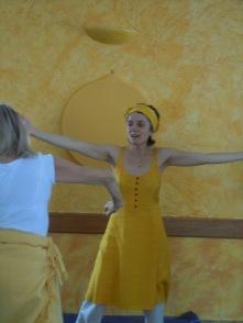 Danse jaune 3.