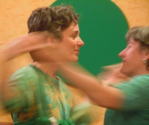 Danse verte à 2