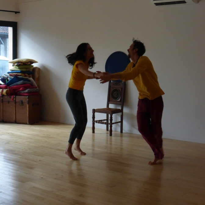 Danse Passionnée