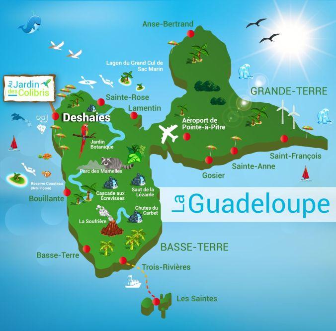 carte-sites-touristiques-guadeloupe