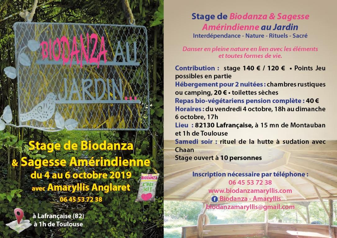 Stage Biod Planche